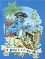 A Parrot's Life for Me T-Shirt