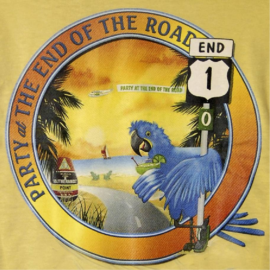Party At The End Of The Road