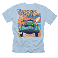 Men's Margaritaville Growing Older