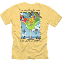 Men's Margaritaville Weather is Here