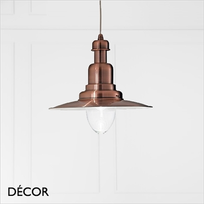 FIORDI PENDANT LIGHT, COPPER