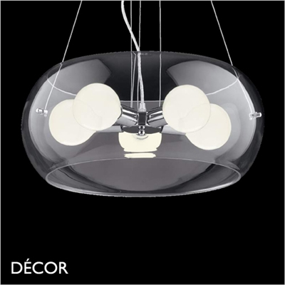 AUDI 10 CLEAR PENDANT LIGHT