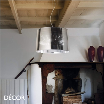 LONDON CROMO PENDANT LAMP