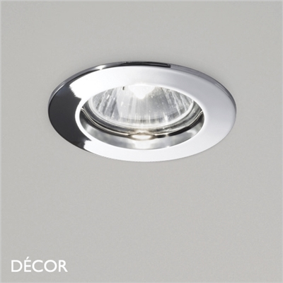 JAZZ CHROME RECESSED DOWNLIGHT/SPOTLIGHT