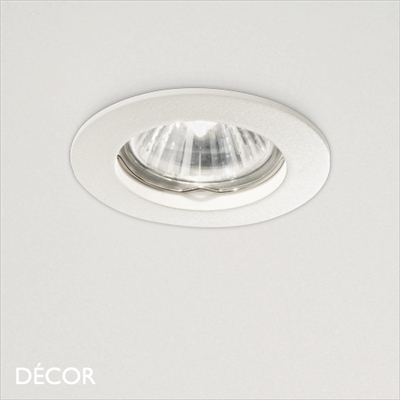 JAZZ WHITE RECESSED DOWNLIGHT/SPOTLIGHT