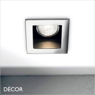 FUNKY CHROME RECESSED DOWNLIGHT/ SPOTLIGHT