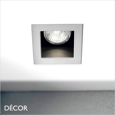FUNKY ALUMINIUM RECESSED DOWNLIGHT/ SPOTLIGHT