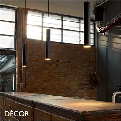LOOK PENDANT LIGHT, BLACK