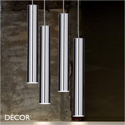LOOK PENDANT LIGHT, CHROME