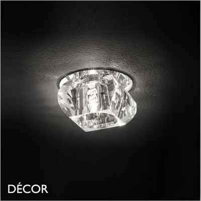 SOUL SQUARE RECESSED DOWNLIGHT/ SPOTLIGHT