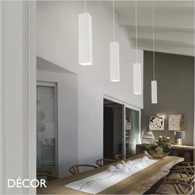 SKY PENDANT LIGHT, WHITE