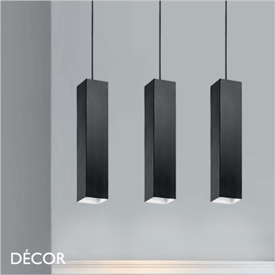 SKY PENDANT LIGHT, BLACK