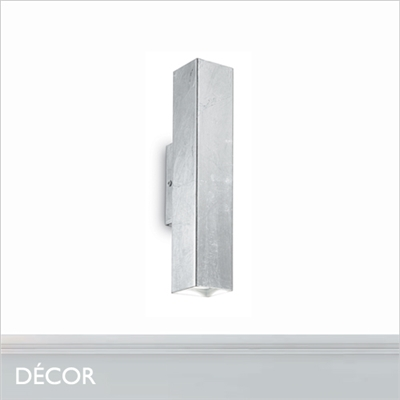 SKY WALL LIGHT, SILVER