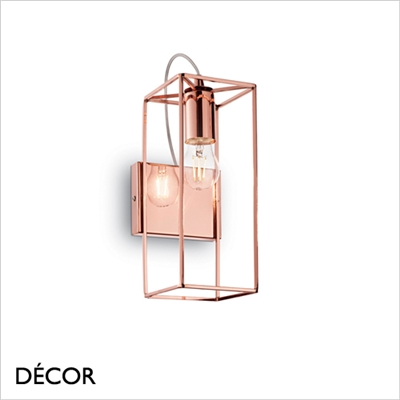 VOLT WALL LIGHT, COPPER