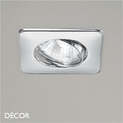 LOUNGE DIRECTIONAL RECESSED DOWNLIGHT, WHITE