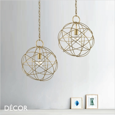 KONSE PENDANT LIGHT, SMALL