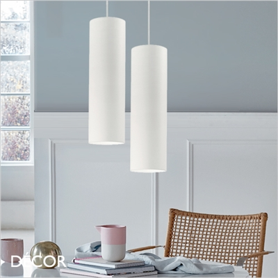 LOOK, BIG PENDANT LIGHT, WHITE