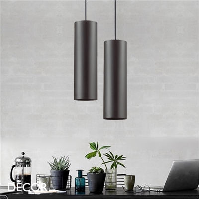 LOOK, BIG PENDANT LIGHT, BLACK