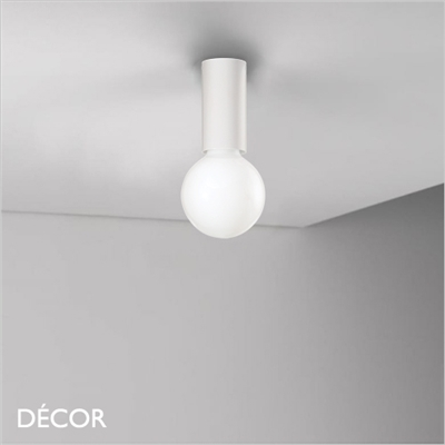 PETIT CEILING LIGHT, WHITE