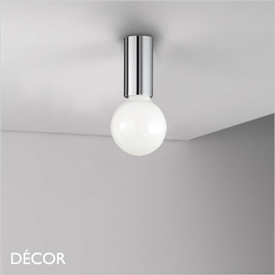 PETIT CEILING LIGHT, CHROME
