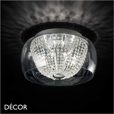 AUDI 61 CLEAR CEILING LIGHT