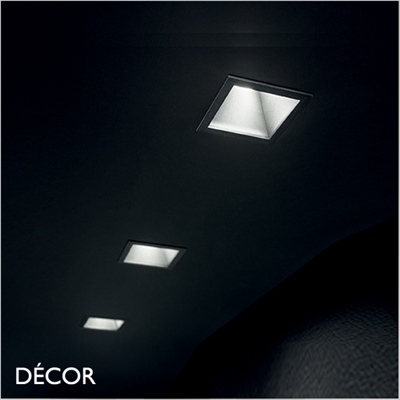 GAME, SQUARE, RECESSED DOWNLIGHT/ SPOTLIGHT
