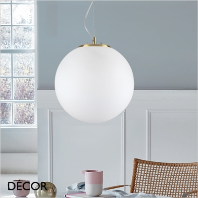 GRAPE GLOBE PENDANT LIGHT, 2 SIZES