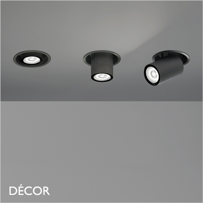 NOVA DOWNLIGHT/ SPOTLIGHT, BLACK