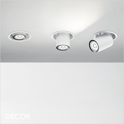 NOVA DOWNLIGHT/ SPOTLIGHT, WHITE