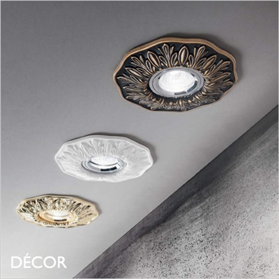 POLKA, RECESSED DOWNLIGHT/ SPOTLIGHT