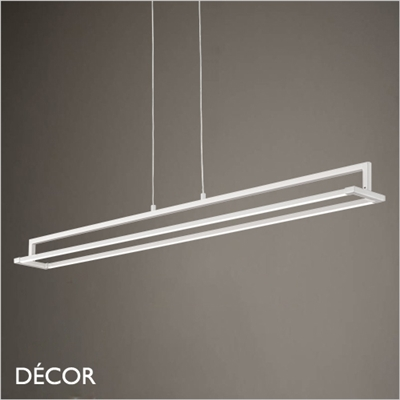 RAIL SUSPENSION LIGHT, WHITE
