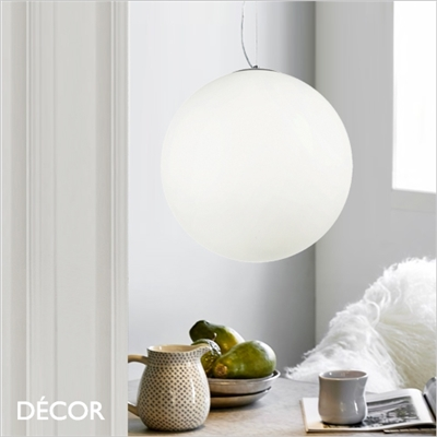 MAPA BIANCO 20, 30, 40, 50 PENDANT LIGHT