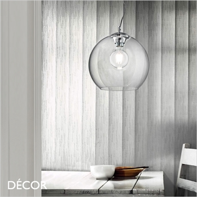 NEMO CLEAR PENDANT LIGHT