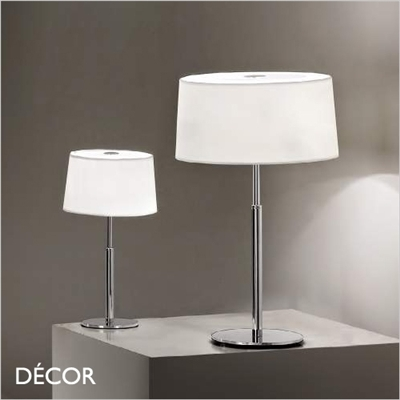 HILTON 18 & 30 TABLE LAMP