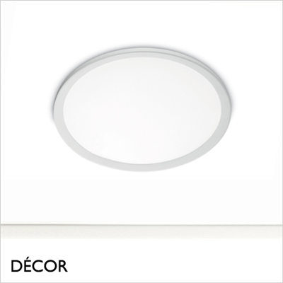 UFO ROUND CEILING/WALL LIGHT, 2 SIZES