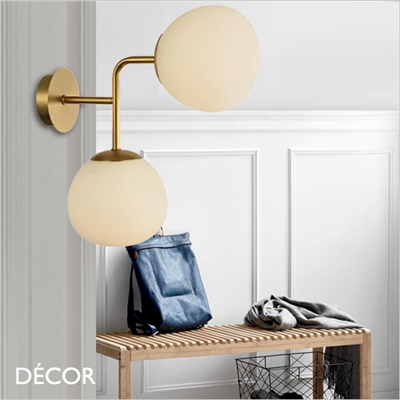 ERICH, 2 WALL LIGHT