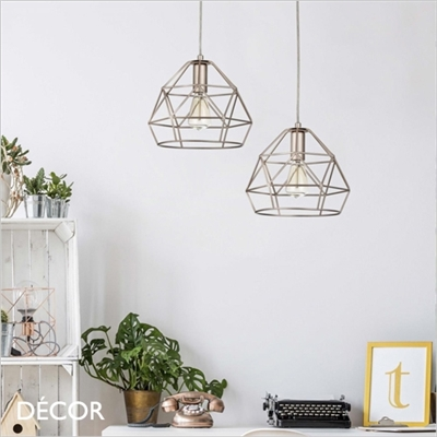 SOPRANO CAGE PENDANT LIGHT