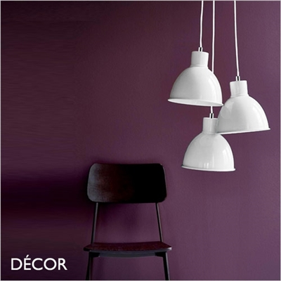 POP PENDANT LIGHT, WHITE
