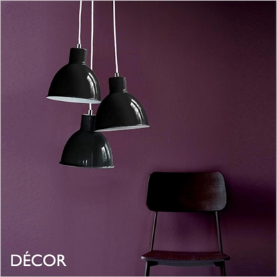 POP PENDANT LIGHT, BLACK