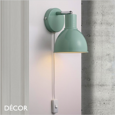 POP WALL LIGHT, LIGHT GREEN