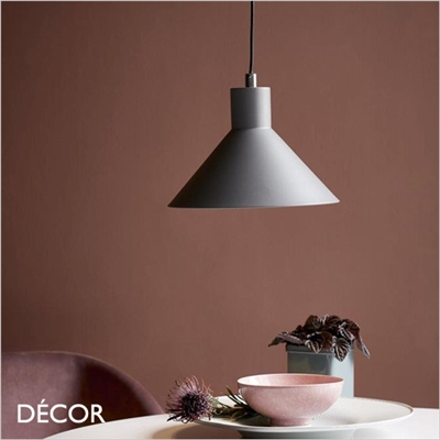 EIK PENDANT LIGHT, GREY