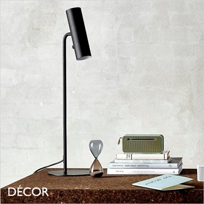 MIB 6 DESK LIGHT, RECESSED, BLACK