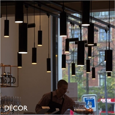 MIB 6 PENDANT LIGHT, BLACK