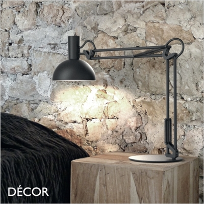 ARKI DESK LIGHT, BLACK