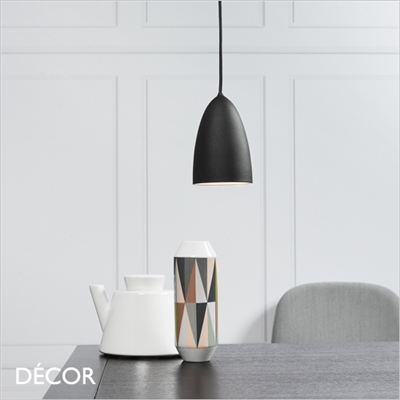NEXUS 10 PENDANT LIGHT, BLACK