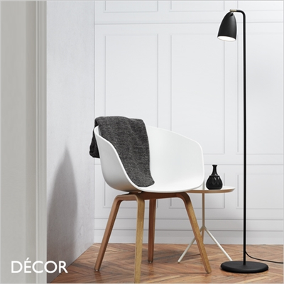 NEXUS 10 FLOOR LAMP, BLACK