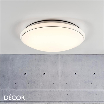 MELO 40 CEILING LIGHT, LED, WHITE