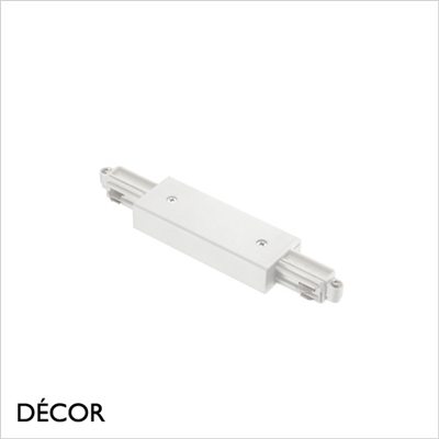 LINK SYSTEM DOUBLE CONNECTOR, WHITE