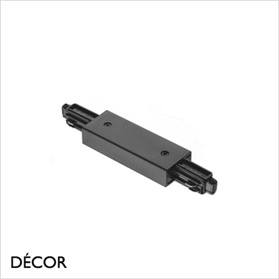 LINK SYSTEM DOUBLE CONNECTOR, BLACK