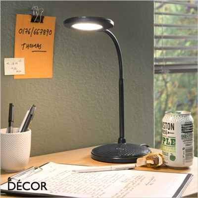 DOVE DESK LIGHT, BLACK